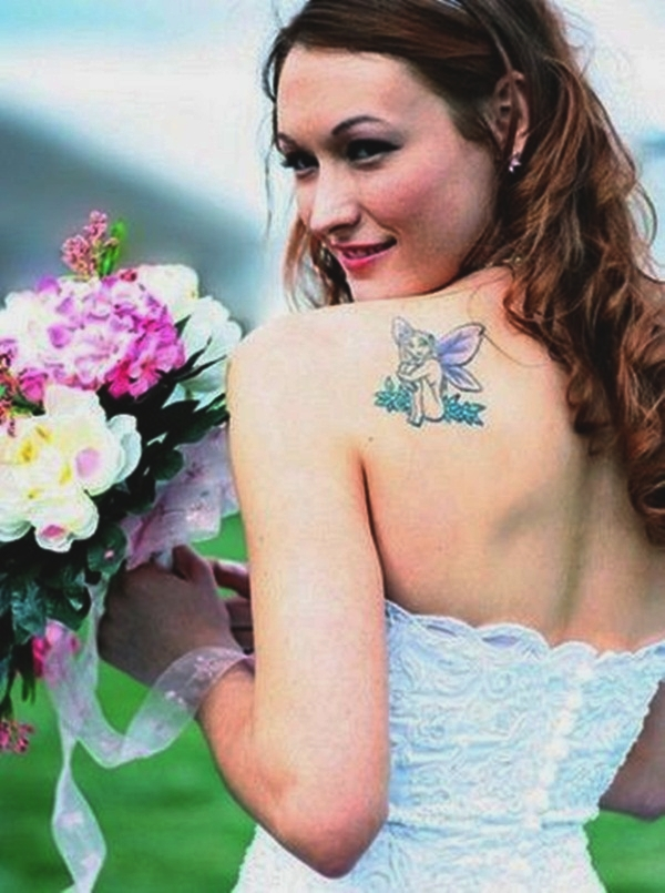 Angel Tattoo Designs for Girls and Boys (3)