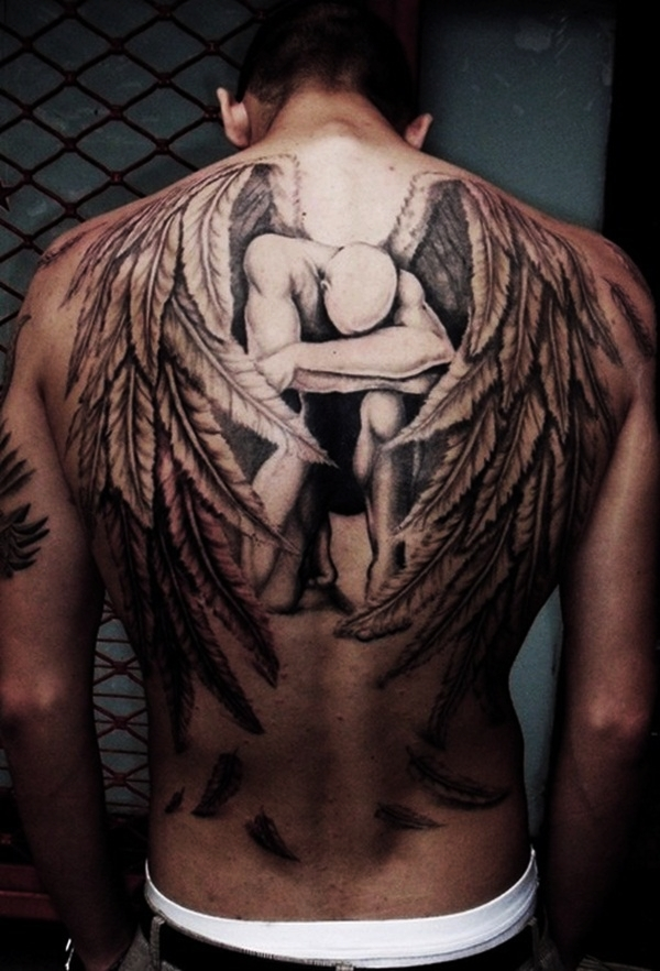 Meaning of Angel Tattoo