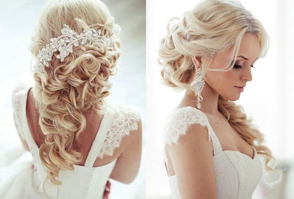 Bridal Hairstyles for Long and Short Hair13