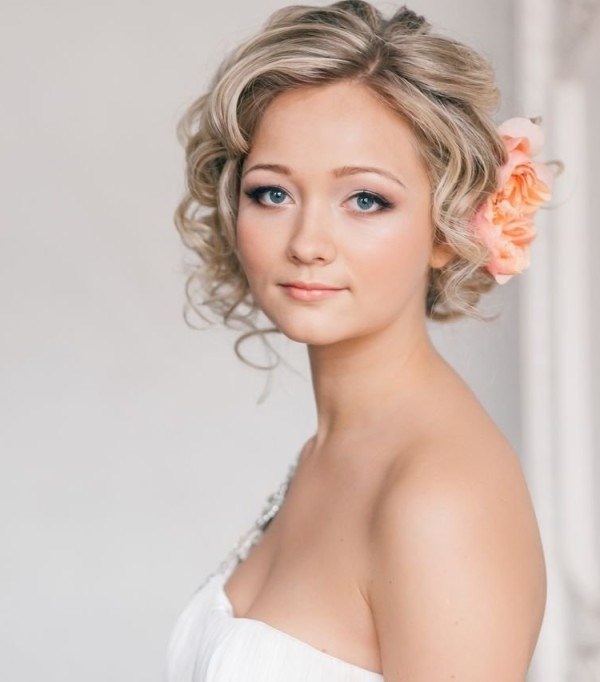 Bridal Hairstyles for Long and Short Hair14.1
