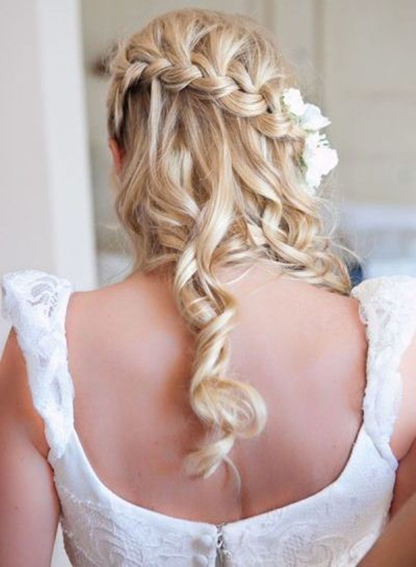 Bridal Hairstyles for Long and Short Hair15