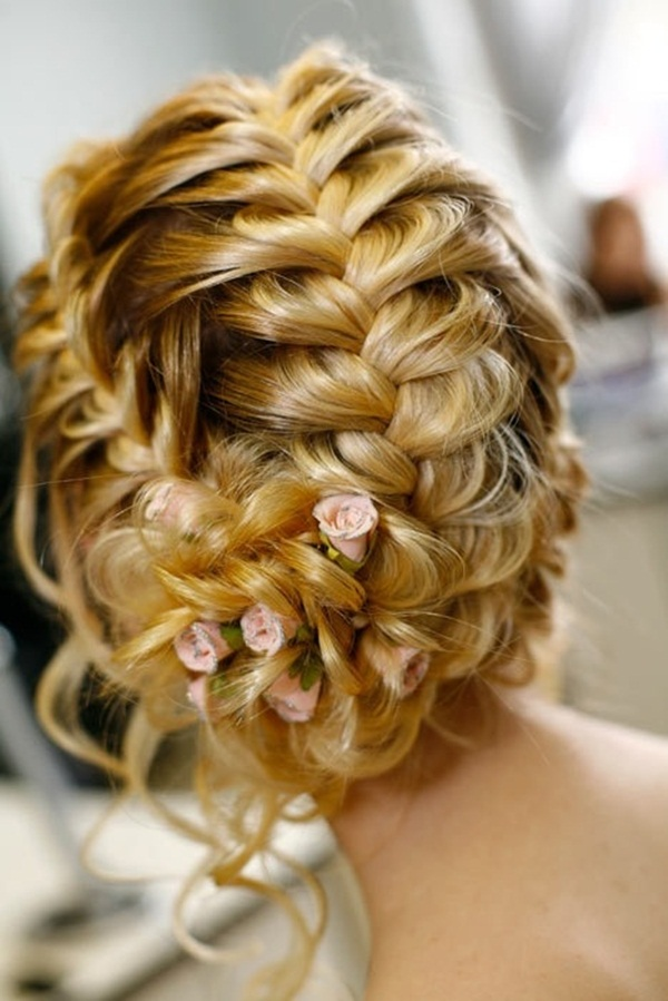 Bridal Hairstyles for Long and Short Hair16