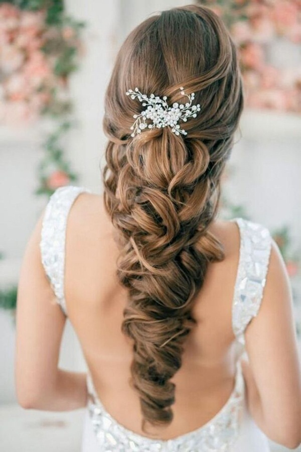 Bridal Hairstyles for Long and Short Hair2