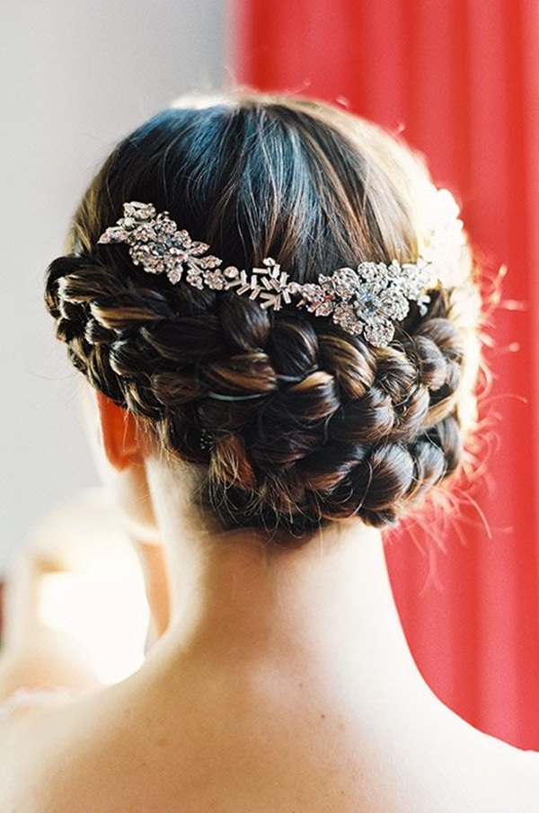 Bridal Hairstyles for Long and Short Hair21