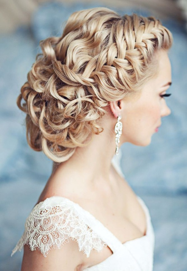 Bridal Hairstyles for Long and Short Hair22