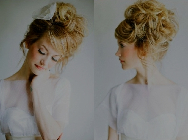 Bridal Hairstyles for Long and Short Hair24
