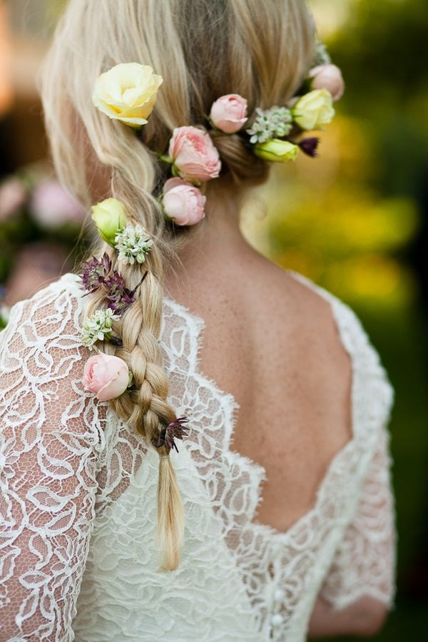 Bridal Hairstyles for Long and Short Hair25