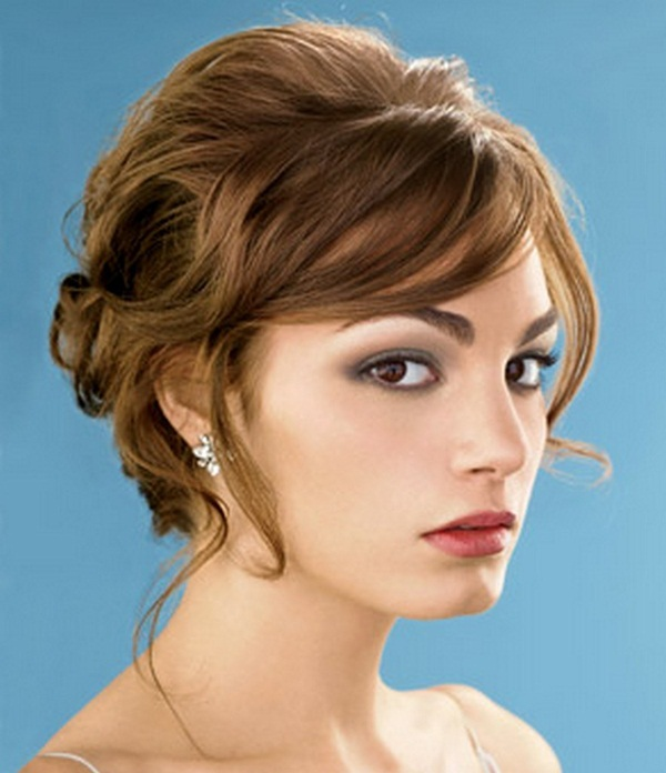 Bridal Hairstyles for Long and Short Hair28