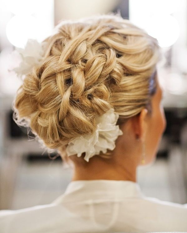 Bridal Hairstyles for Long and Short Hair30