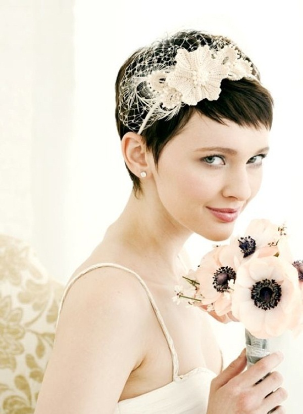 Bridal Hairstyles for Long and Short Hair5.1