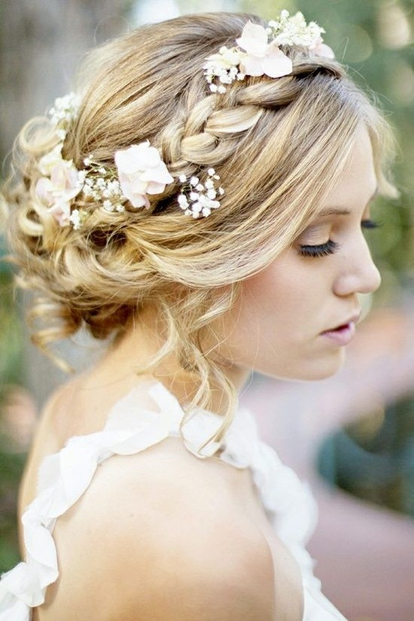 Bridal Hairstyles for Long and Short Hair5