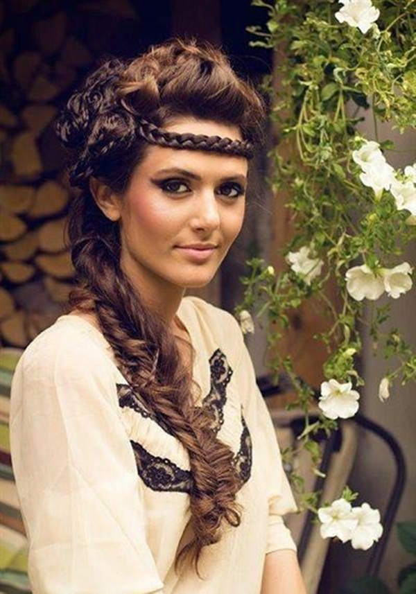 Bridal Hairstyles for Long and Short Hair7.1