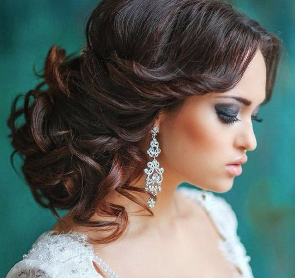 Bridal Hairstyles for Long and Short Hair8