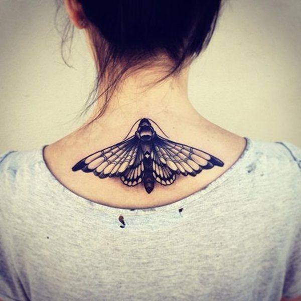 Butterfly Tattoo Designs for Girls (12)