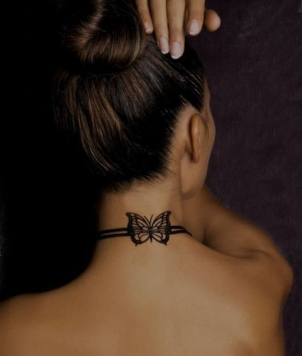 Butterfly Tattoo Designs for Girls (15)