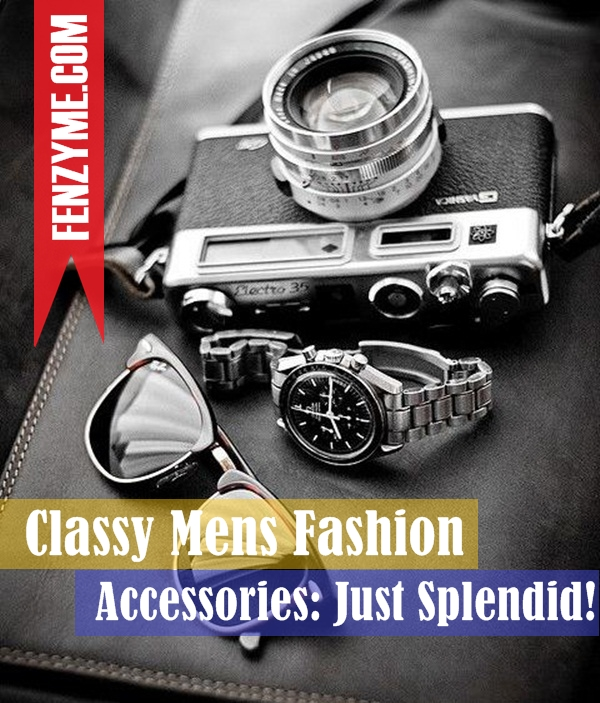 Men Fashion Accessories 2014 Classy Mens Fashion