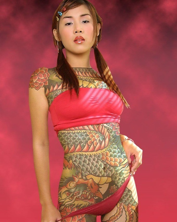 Dragon Tattoo Designs for Men and Women (5)