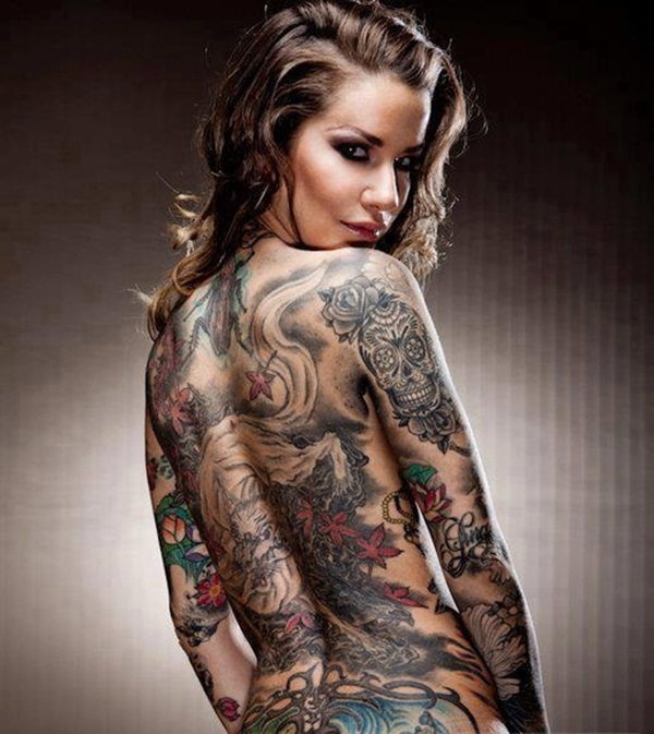 Apologise, awesome tattoo nude lady remarkable