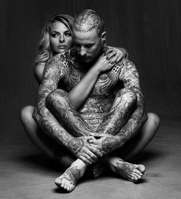 Full Body Tattoo Designs for Men and Women3
