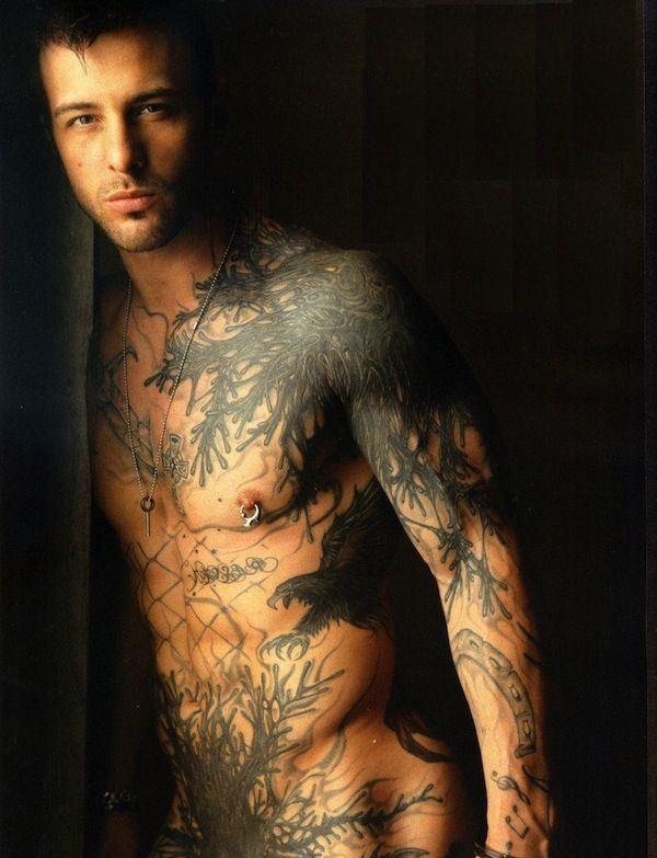 Full Body Tattoo Designs for Men and Women4