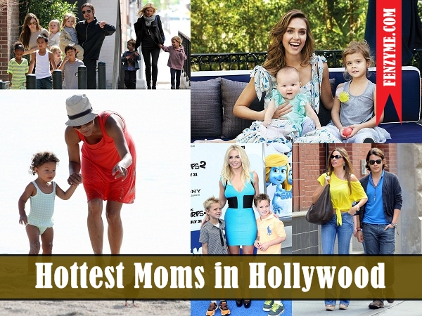 Hottest Moms in Hollywood (1)