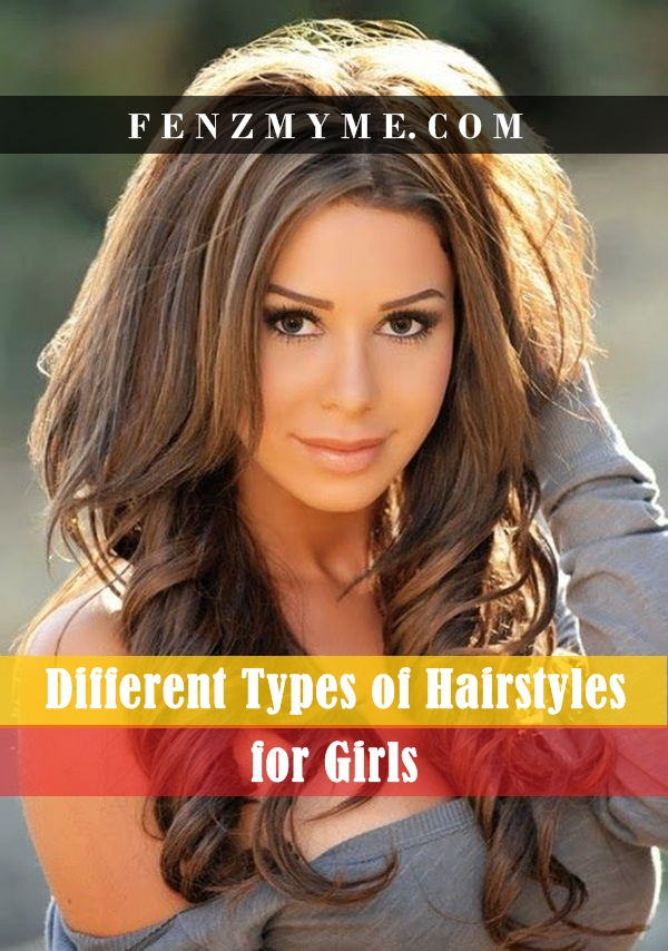 Latest Different Types of Hairstyles for Girls (3)