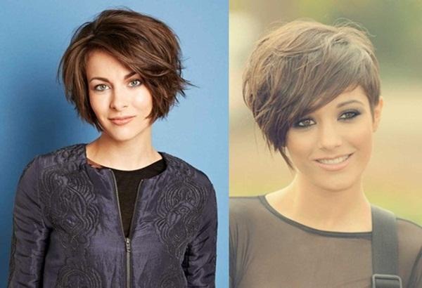 Phenomenal Latest 10 Different Types Of Hairstyles For Girls Short Hairstyles Gunalazisus