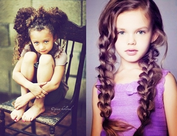 Latest Different Types of Hairstyles for Girls (6)