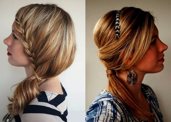 Different Types Of Haircuts : Latest Different Types of Hairstyles for Girls (8)