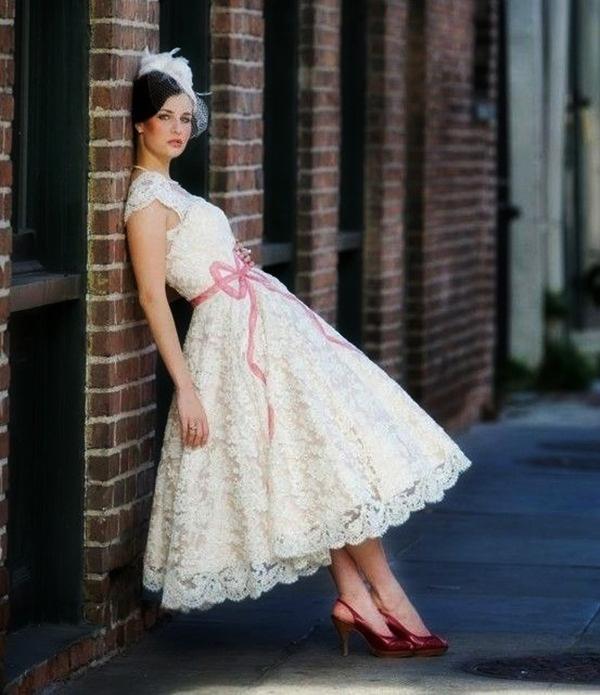 Sexy Short Wedding Dresses (18)