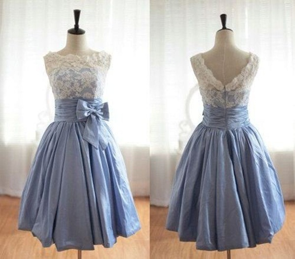 Sexy Short Wedding Dresses (20)
