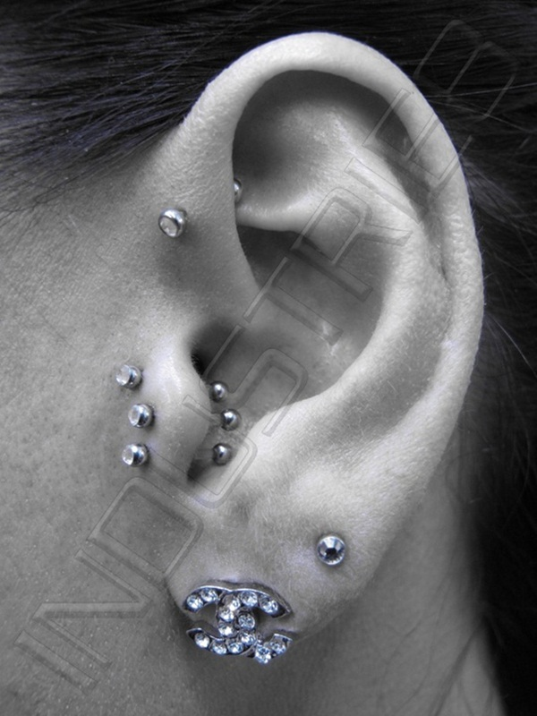 Sexy Tragus Piercing Ideas22
