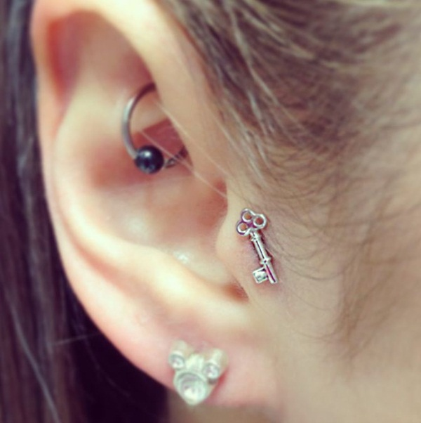 Sexy Tragus Piercing Ideas3