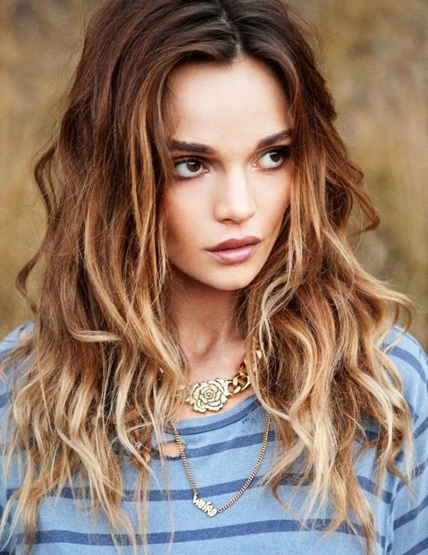 Wavy hairstyles for Long and Short Hairs (4)