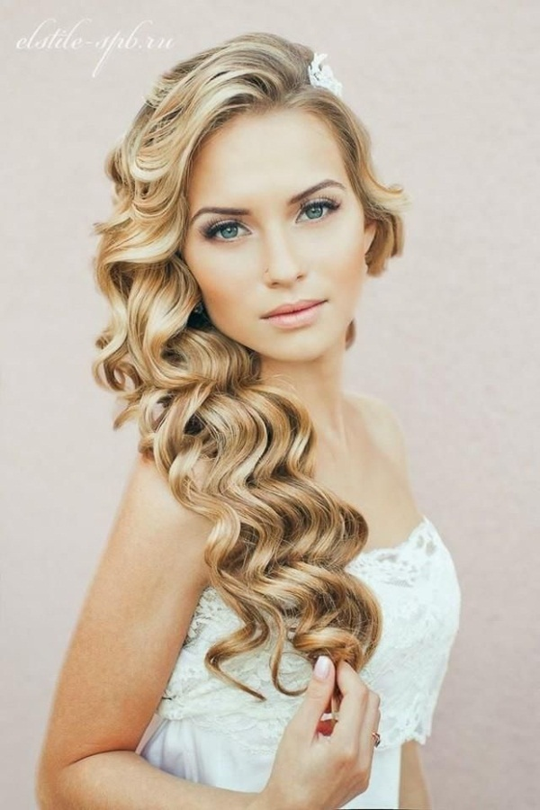Wavy hairstyles for Long and Short Hairs (6)