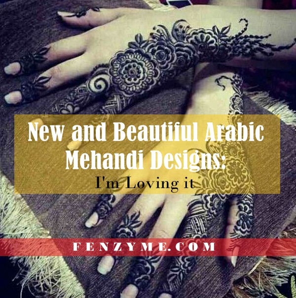 Arabic Mehandi Designs1.1
