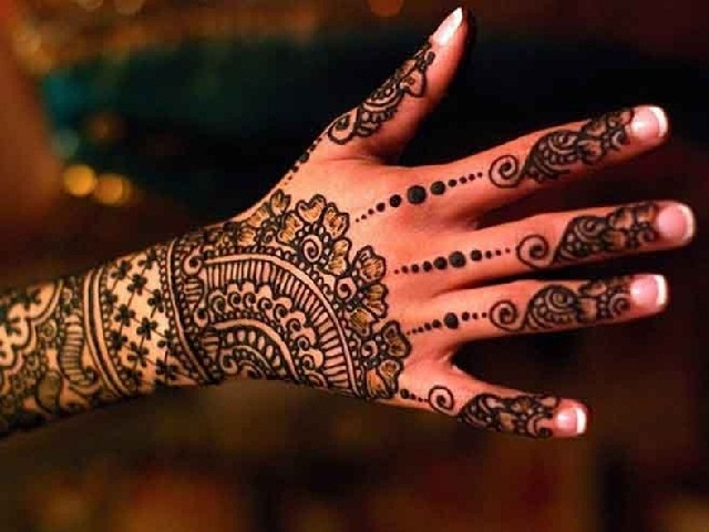 Arabic Mehandi Designs1.2