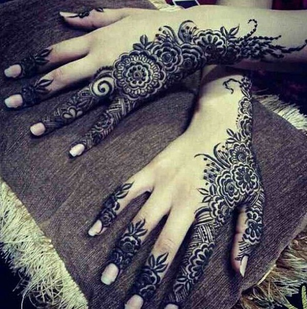 Arabic Mehandi Designs11.1