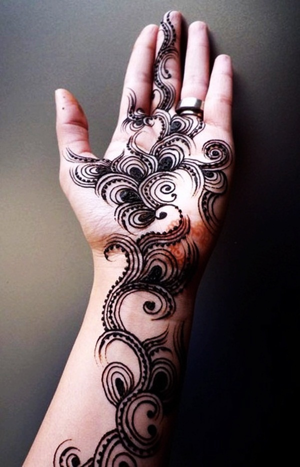Arabic Mehandi Designs24