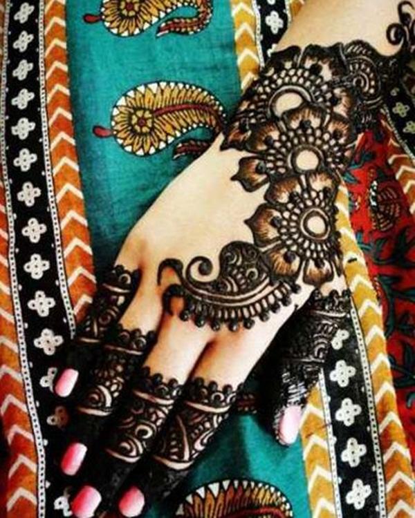 Arabic Mehandi Designs7.1