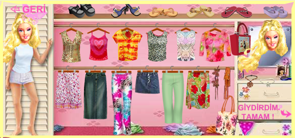 Barbie Fashion Games for Girls10