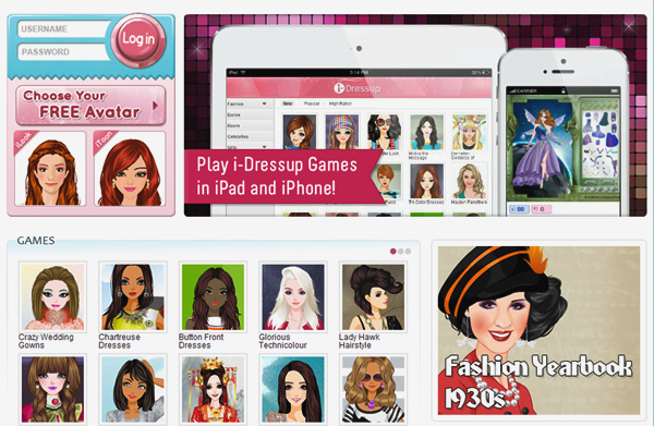 Barbie Fashion Games for Girls3