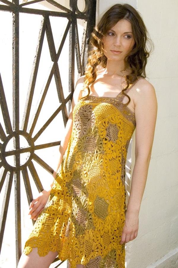 Beautiful Crochet Dresses31