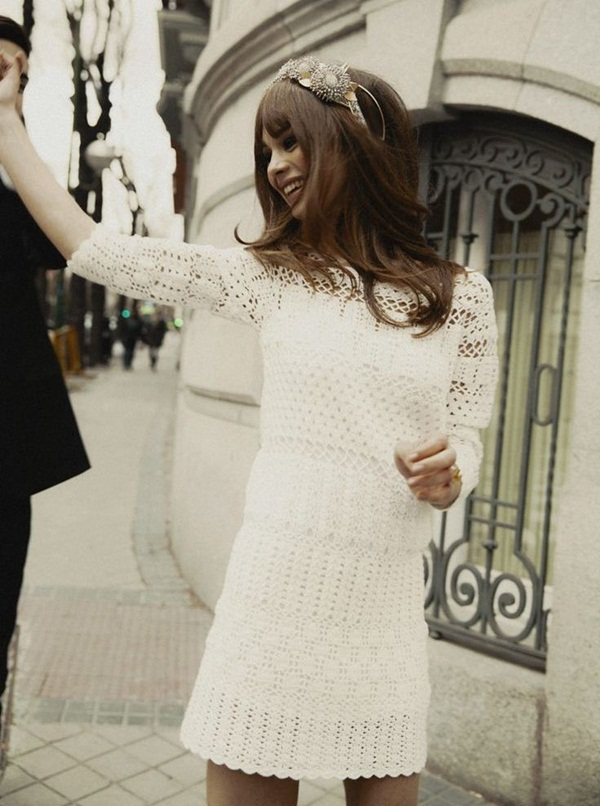 Beautiful Crochet Dresses4
