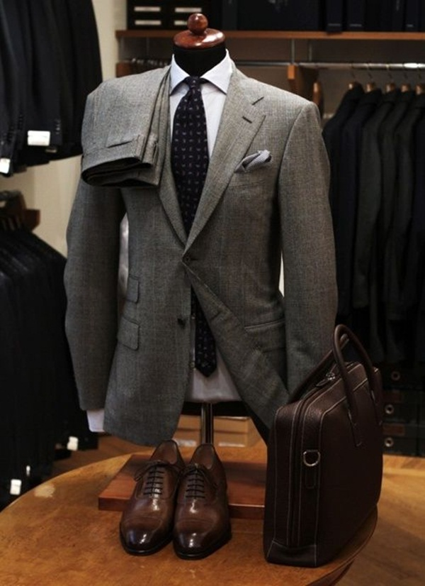 Business Suits for Men21