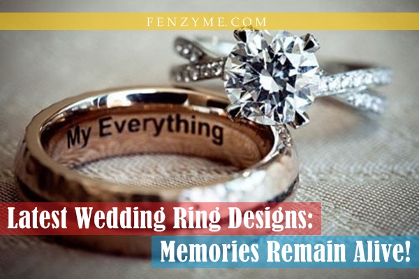 Latest Wedding Ring Designs1.1