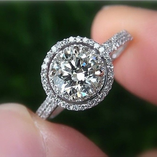 Latest Wedding Ring Designs19