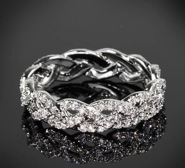 Latest Wedding Ring Designs25