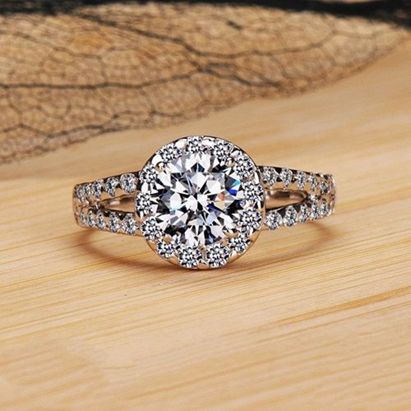 Latest Wedding Ring Designs31