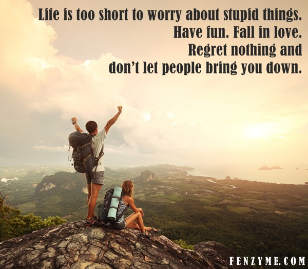 Life is too Short Quotes2.1